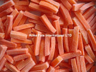 IQF Carrot Strip
