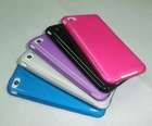 Mobile phone silica gel case for iphone4
