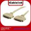 6ft HPDB50 male HPDB50 male cable for SCSI devices