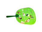 advertising decorative hand fan.