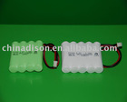 Ni-Mh and Ni-cd emergency light battery pack