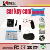 Hidden Camera Car Key