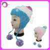 Children knitted hat patterns RQ-B04