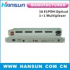 16E1 PDH Multiplexer Optical 1+1 with 1*10/100M ethernet line and 1ch phone line