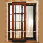 GY60 aluminium sliding doors and windows