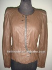 hot women's leather jacket (PU)