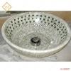 stone mosaic sink