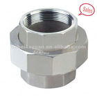 union/stainless steel pipe fitting