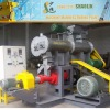 Gongyi City Shaolin factory high functional dry /wet way feed extruder water floating fish feed processing machine