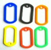 dog tag,Silicone rubber ring