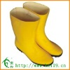 Chemical Resistant Boots Water-proof Oil Resistant Heat Resistant