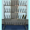 stainless steel water-shoe rack&slippers rack warehouse steel rack