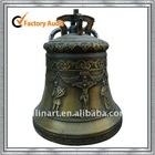antique bronze bell sculpture YL-K075