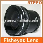 58mm 0.25x Stppo Camera Fisheye Lens