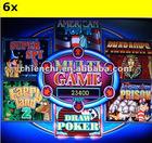 slot game machine pcb casino games board 6x