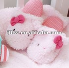 Warm cotton slippers/warm soft slipper/cute slippers for girls
