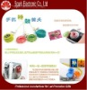 jelly lens keychain for mobile and camera accessory