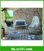 Western style new design outdoor furniture set