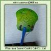 plastic pp hand fan