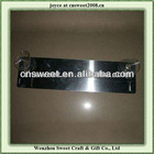 reflective embossed high security custom license plate