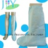 disposable PE nonwoven pp overshoes medical blue plastic shoe cover