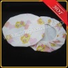 New fashion design Lady EVA elastic shower cap Environmental