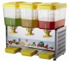 Commercial fruit juice dispenser YRSJ-18x3