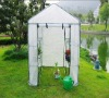 Garden Walk-in greenhouse