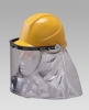 Face shield for furnaceman