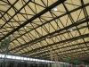 Steel Grid/meshy/net/ structure for fair