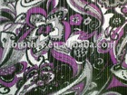 Nylon Mesh Lace Printed.