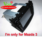 7 inch special car DVD player for Mazda 3