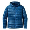 men's ultralight duck down hoody jacket similar style as brand name