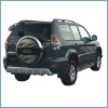 80605A-Spare Tyre Cover For Toyota-Prado FJ120 03-08