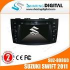 sharing digital suzuki swift 2011 car radio gps