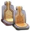 Wood bead Seat Cushion