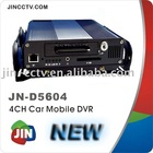 4-Channel 3G Mini Mobile DVR JN-D5604