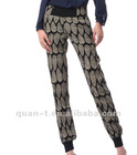 2012 Fashionable IQ shop chiffion harem pants for women