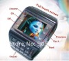 New selling ET-2 Dual sim card watch mobile phone with touch screen/fm/bluetooth/Wifi/mp3 player