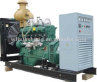 weifang with waste heat recovery natural gas generator set 120kw with good price and good quality for sale
