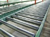 pass through type roller conveyor
