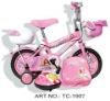 Pink Lovely Kid's Bike