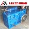 high speed gearbox for plastic extruder