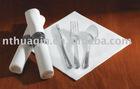 Spun polyester napkin,Spun polyester table napkin,Spun polyester table linens