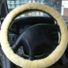 wholesale fur steering wheel covers