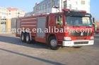 Steyr king 16 tons foam fire engine