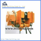 electric hoist trolley hoist