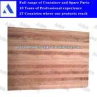 28mm 19ply container plywood flooring