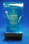 Fashion acrylic cigarette display stand