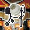 140Liter Cement mixer
